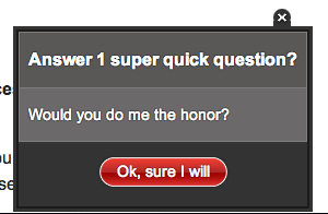 best customer survey question