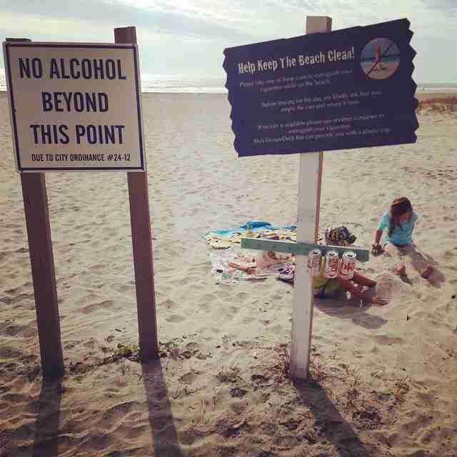 Strategic picnic placement